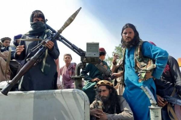 Taliban, Kabile'e giriş yaptı!