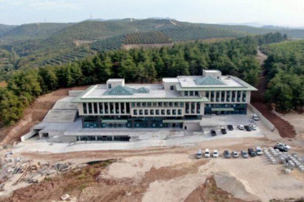 Mudanya Üniversitesi kapılarını açmaya hazırlanıyor