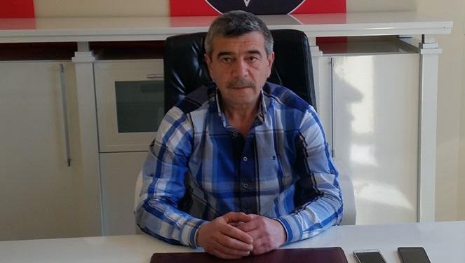 Bursa'da DYP İl Başkanlığına Bahri Yenidünya Atandı!